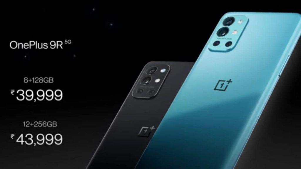 OnePlus 9R 1