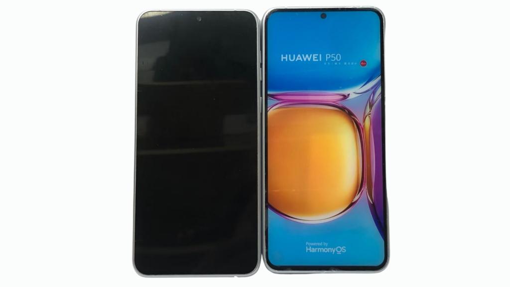 Huawei P50 Leaks