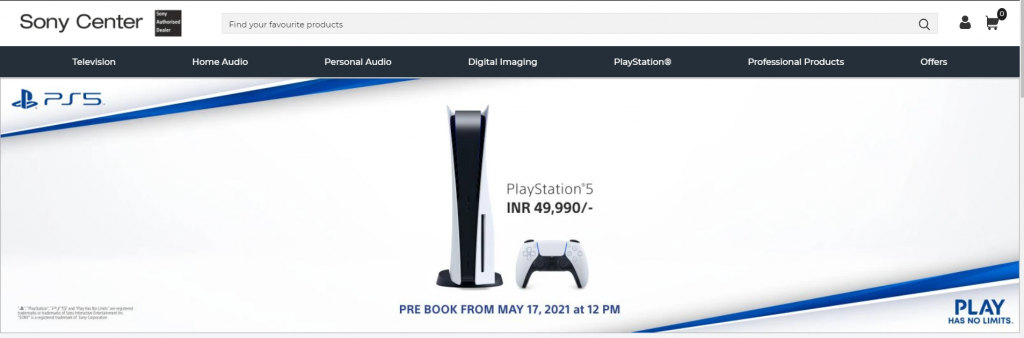 PS5 Digital Edition India Pre-Order Date Revealed