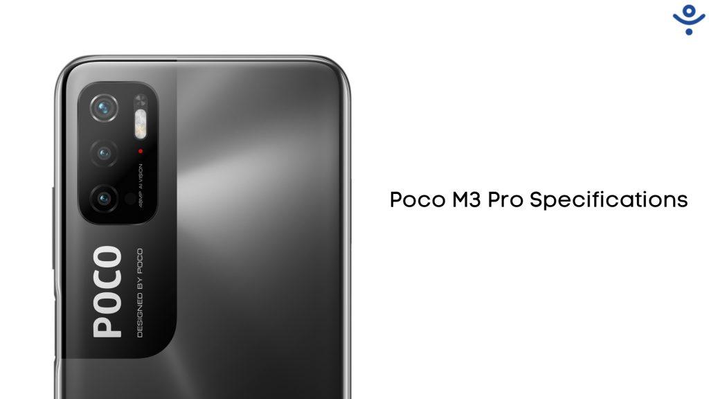 Poco M3 Pro Specifications