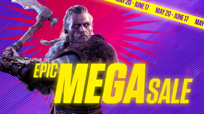 The Epic Mega Sale Returns for 2021