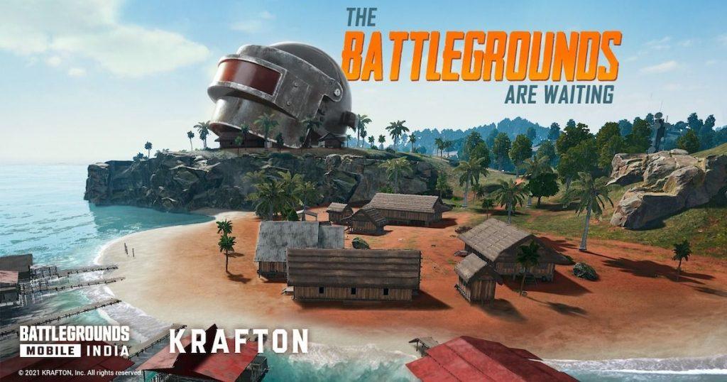 Battlegrounds India Sanghok Map Teaser