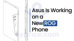 A New Asus Rog Phone Could be In The Works, Patent Suggests