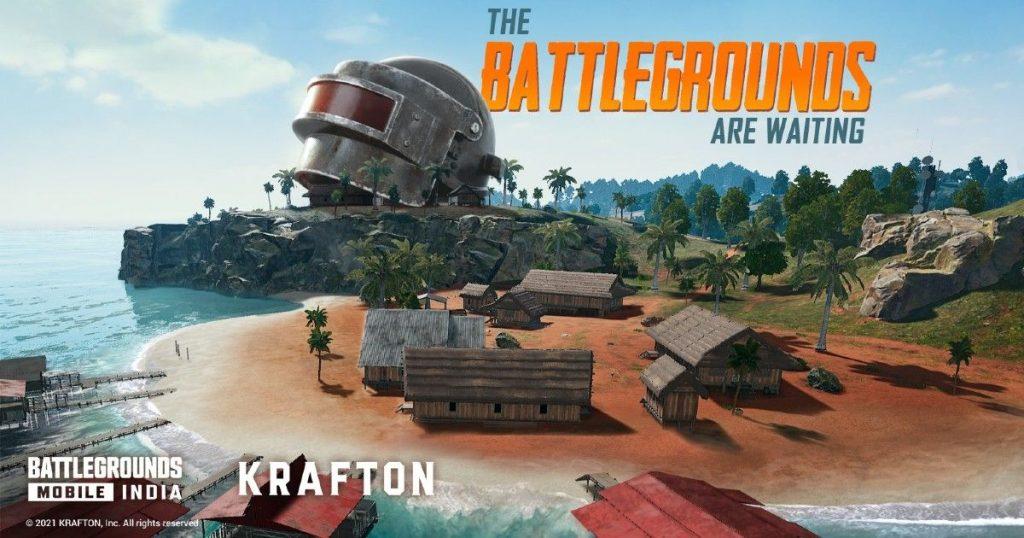 Battlegrounds Mobile India Sanhok Teaser