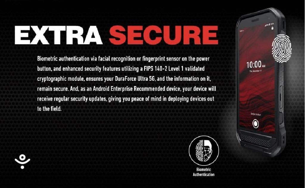 Extra security along with extra durability