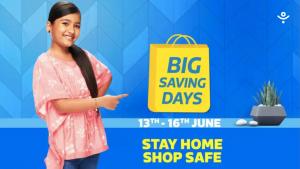 Flipkart Big Saving Days Are Back Starting From June 13 – June 16