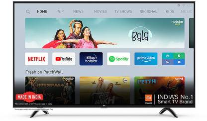 Mi 4X Smart Android TV