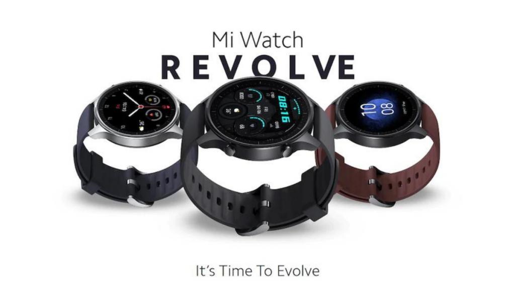 Mi Watch Revolve