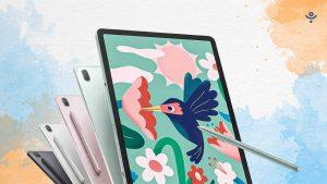 Samsung Galaxy Tab S7 FE Price Leaked