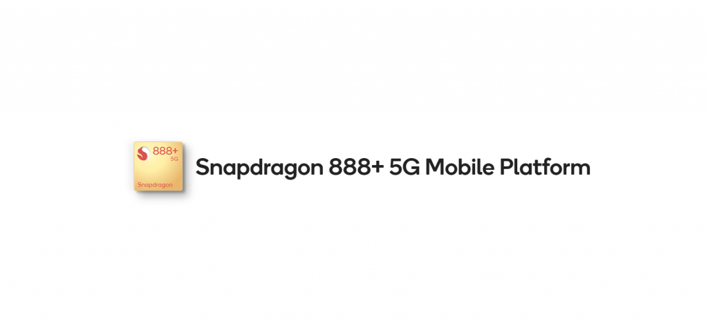 Snapdragon 888+ 5G announced with 2.995 GHz clock speed.