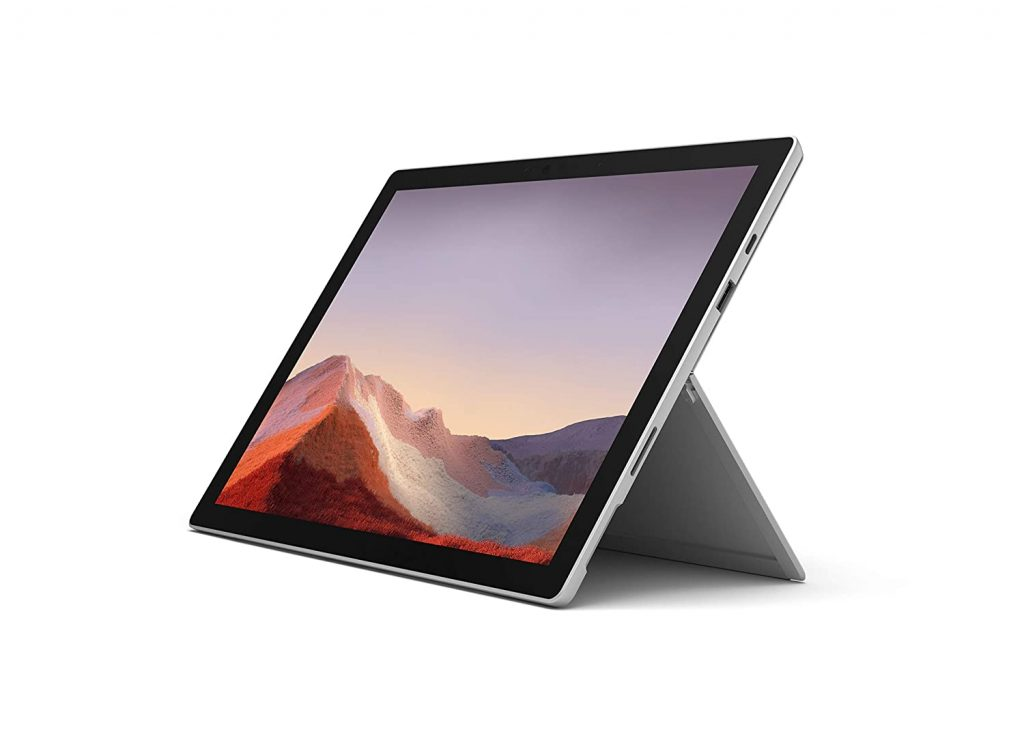 Best Gaming Tablets in 2021- surface pro 7