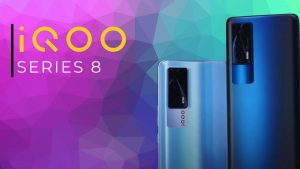 iQOO 8 Series Will Be Launching On August 17