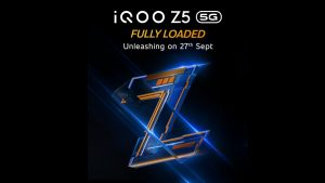 iQOO Z5 5G India Launch Date Set for September 27: Everything We Know